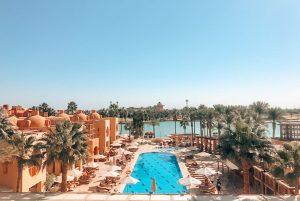 Vakantie El-gouna